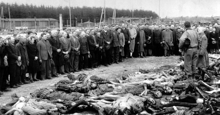 Los alemanes conocían el Holocausto