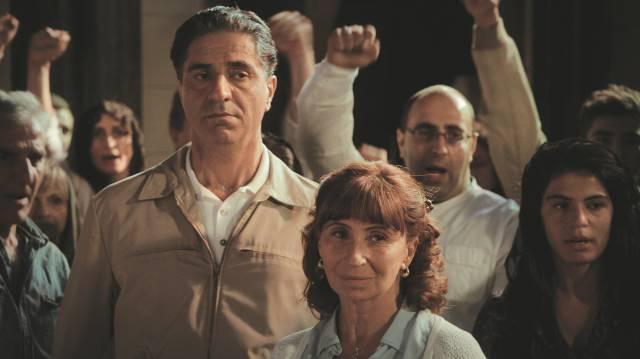 Muerte y lucha del pueblo armenio