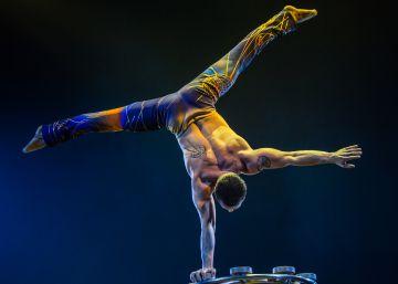 ?Totem?, el espectáculo con el que Cirque du Soleil explora el origen de la humanidad