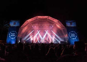 El buen rollo del pop-rock nacional conquista Ibiza