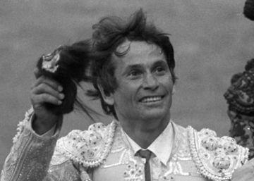 Muere el torero Palomo Linares