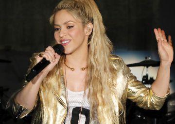 ?El Dorado? de Shakira, oro en 34 países