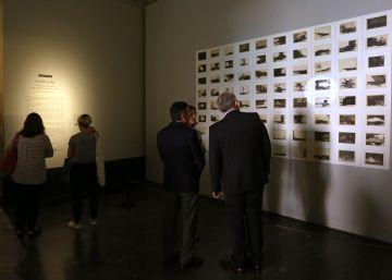 El Prado confronta el último trabajo de la iraní Farideh Lashai con Goya