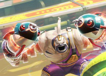 ARMS | Puños fuera en el 'Street fighter' de Nintendo Switch