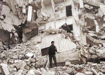 Siria, literatura bajo los escombros