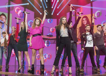 El candidato de España a Eurovisión 2018 saldrá de 'Operación Triunfo'