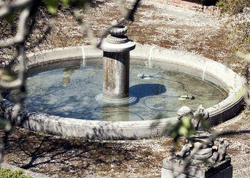 ¿Por qué Torra ha pedido ver la fuente de Machado en La Moncloa?