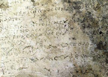 Hallado en Grecia el extracto más antiguo conocido de 'La Odisea'
