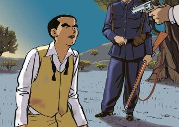 El cómic de Lorca: vida, muerte y homosexualidad, sin tapujos