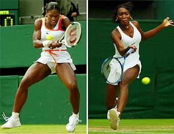 Las hermanas Williams disputarán la final de Wimbledon. Tenis