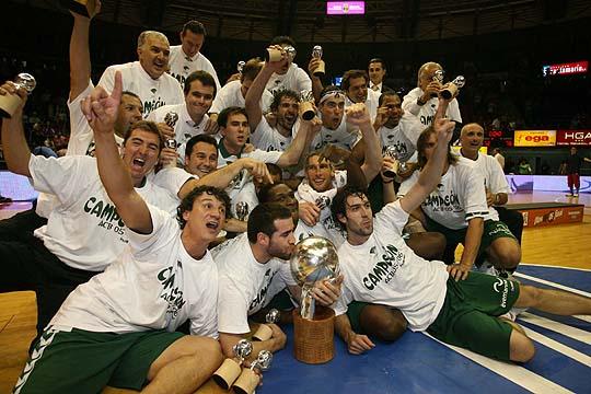 liga campeon 2006: