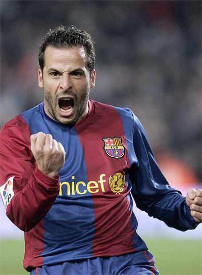 50 Figuras del Barça 2000 - 2011 Ludovic_Giuly