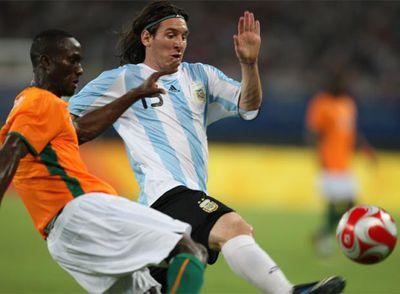 El Barça permite a Messi participar en los Juegos de Pekín