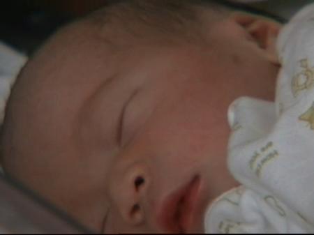 Los primeros bebés olímpicos nacidos en Pekín