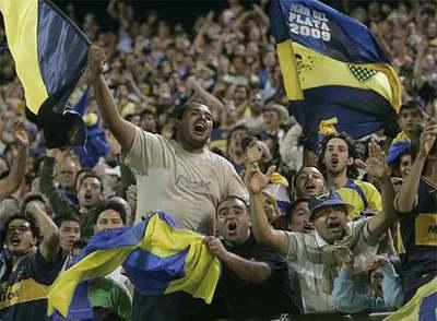 5-Boca Juniors (Argentina)