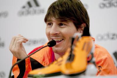 """""""Las críticas me motivan"""": Messi"""