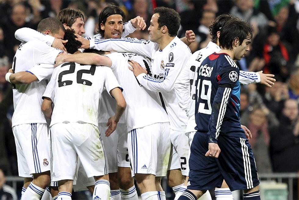 Marcelo firma su primer gol en Europa