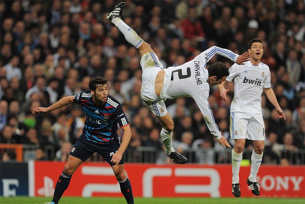 Carvalho, por los aires