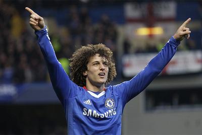 Noticias Valencia C.F David_Luiz_celebra_gol