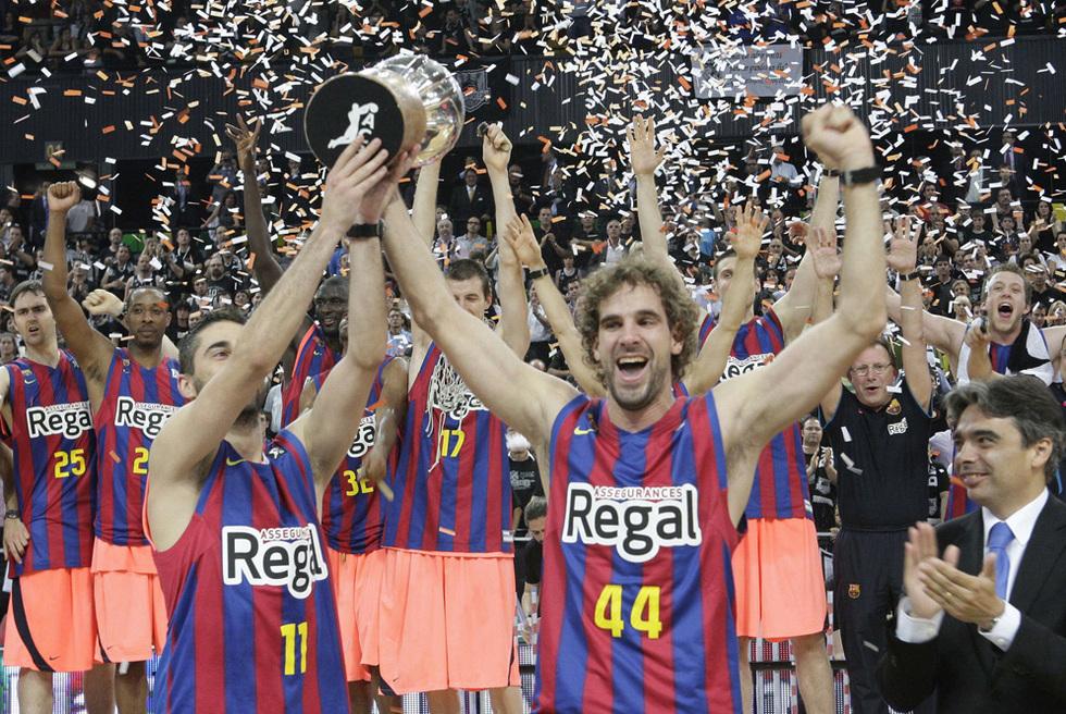 El campeón, en fotos  - Campeones