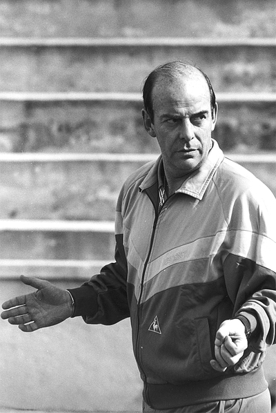 Fallece Chus Pereda