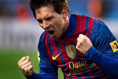Messi se despierta feliz cuando juega con Barcelona