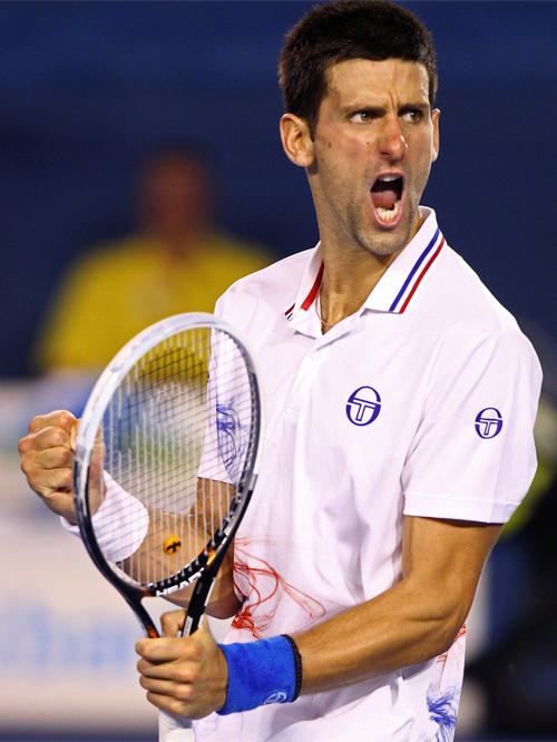 Tercer set para Djokovic