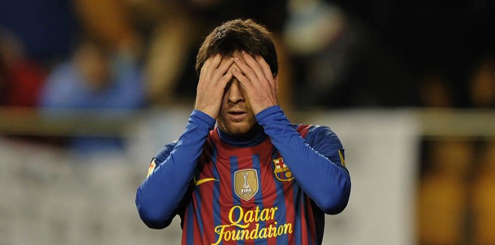 El peor momento del Barça