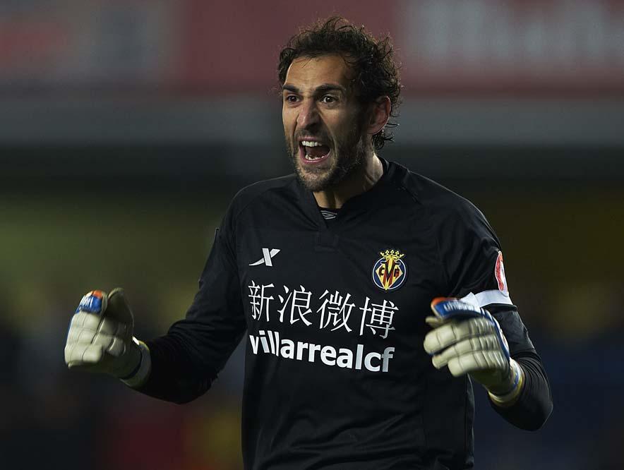 Valioso empate del Villarreal