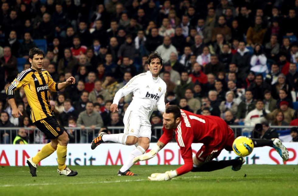 Gol de Kaká