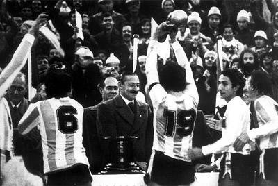 Polémica en el Argentina-Perú del Mundial del 78
