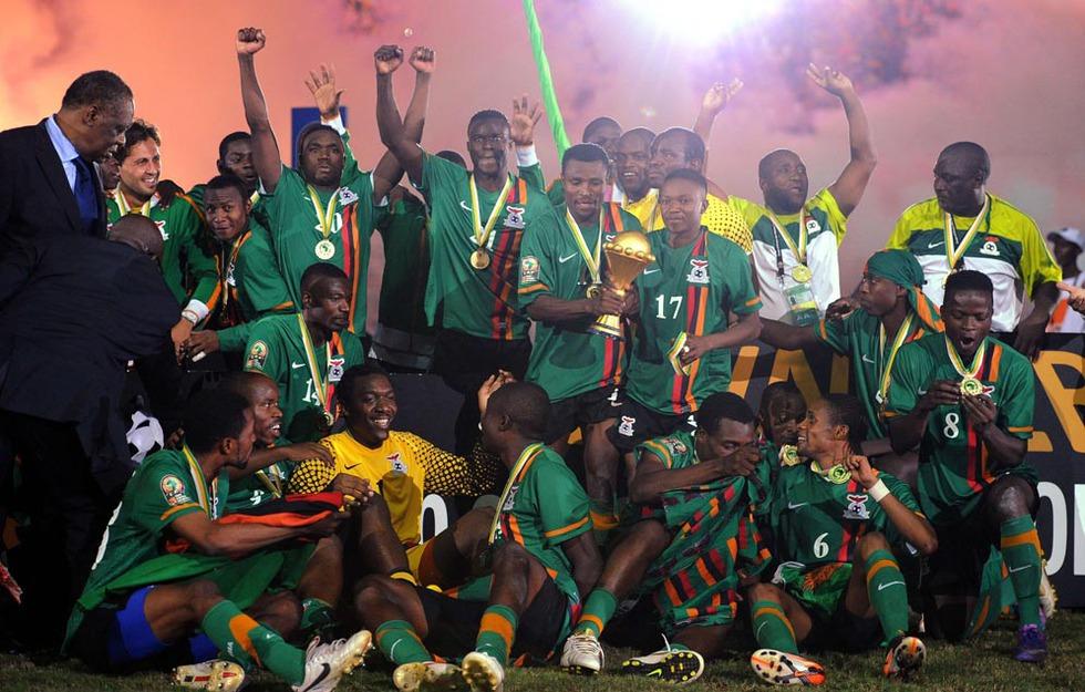 Zambia ganadora de la Copa de África  02f446d1c0e63