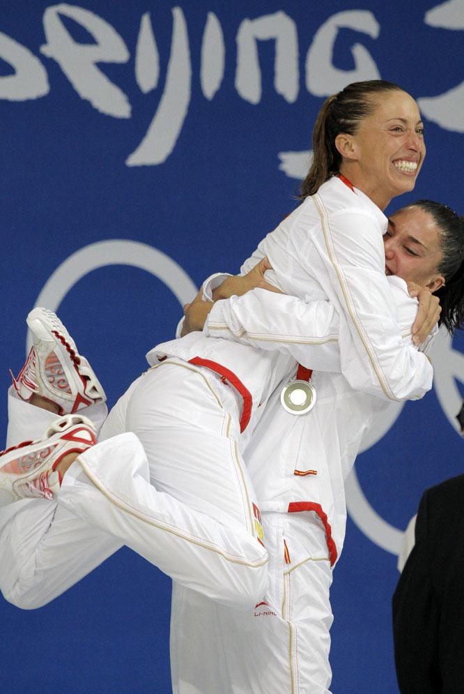 Sus últimos Juegos Olímpicos