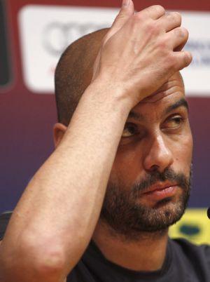 Guardiola: ?El Athletic es la admiración de Europa este año?