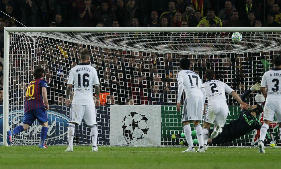 Messi Falha Penalty