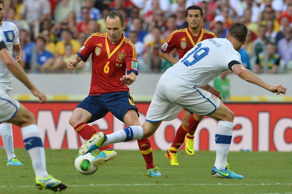 Футбол лига испании