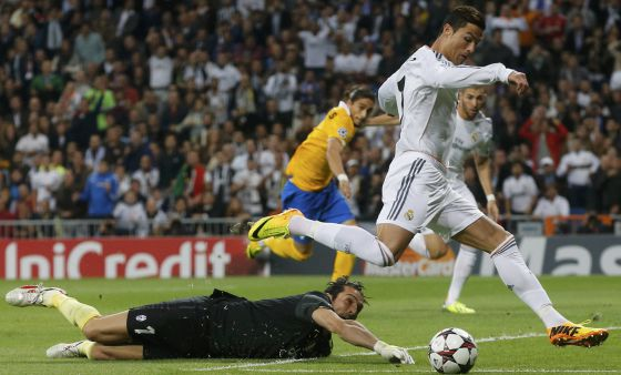 Cristiano Ronaldo doma al Juventus
