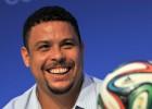 Ronaldo Nazario: ?La gente en Brasil está harta de todo?