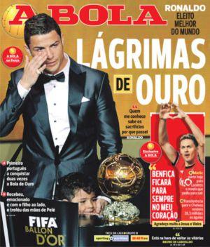 Portugal abre sus brazos a un héroe humano