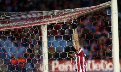 Atlético , 1 - Sevilla, 1