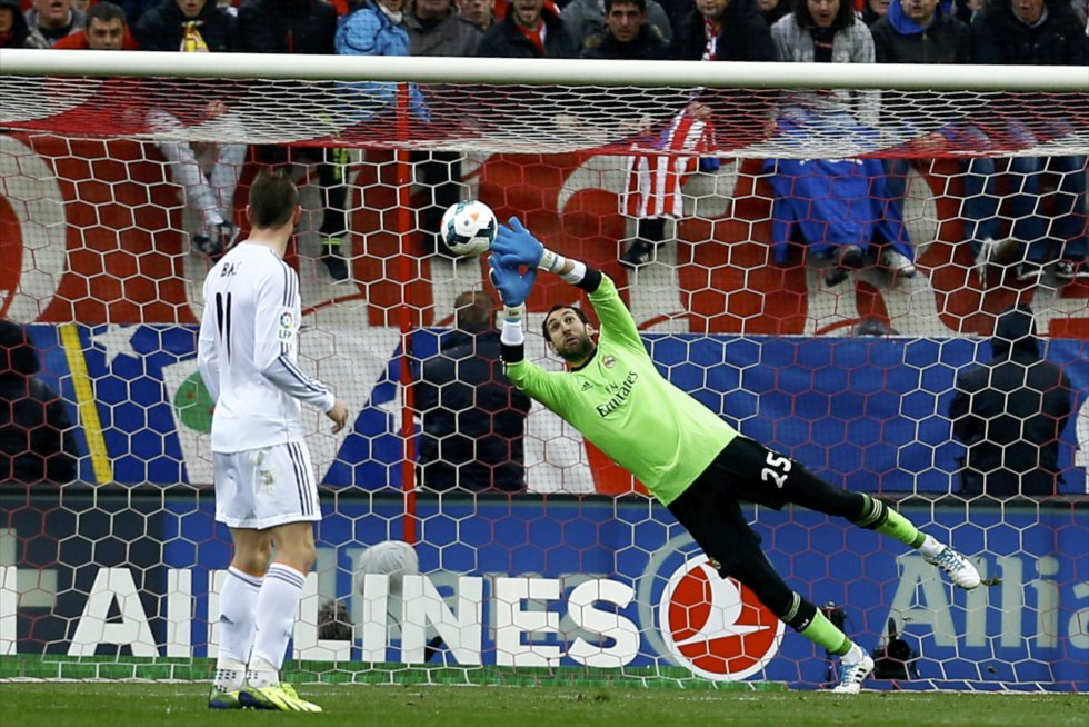 1393775861 410770 1393782358 album normal The best pictures from the red hot Madrid derby   Atletico 2   Real 2