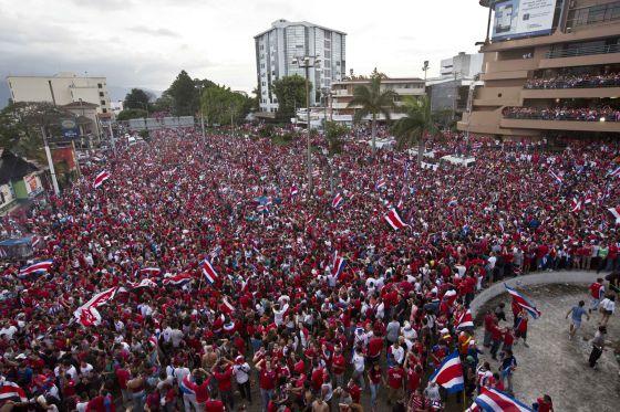 Resultado de imagen de Costa Rica feliz del mundo