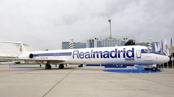 Aereo Privato Real Madrid : Incidente aéreo el avión desaparecido similar al que usó
