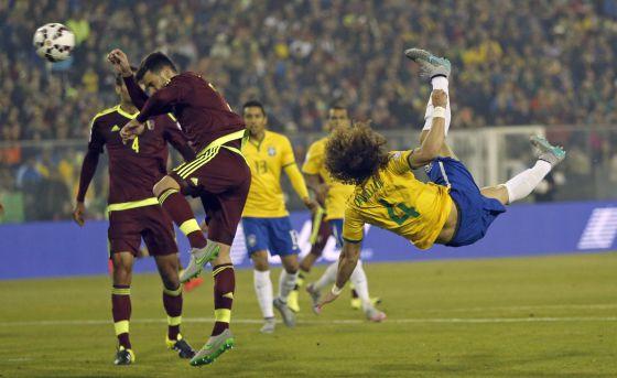 Assistir Brasil x Venezuela ao vivo hoje na Globo 11/10/2016