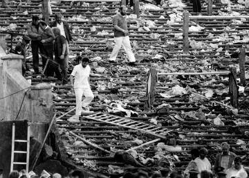 Que nadie jamás olvide la tragedia de Heysel