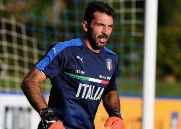 Lecciones del viejo Gianluigi Buffon