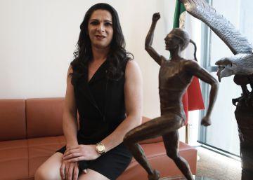 Ana Guevara: ?El machismo es igual en el deporte y la política?