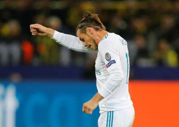 Los músculos hunden a Gareth Bale