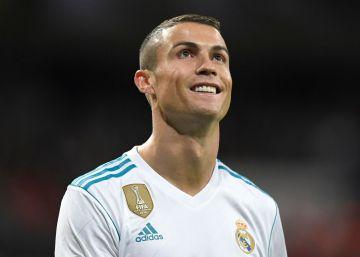 Cristiano Ronaldo enfila su quinto Balón de Oro