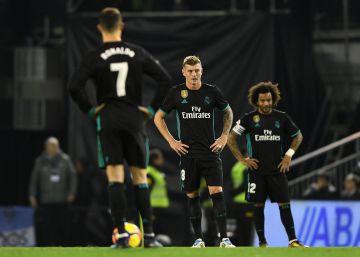 Las claves del derrumbe del Real Madrid